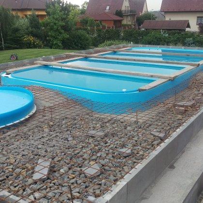 Bazény Albixon